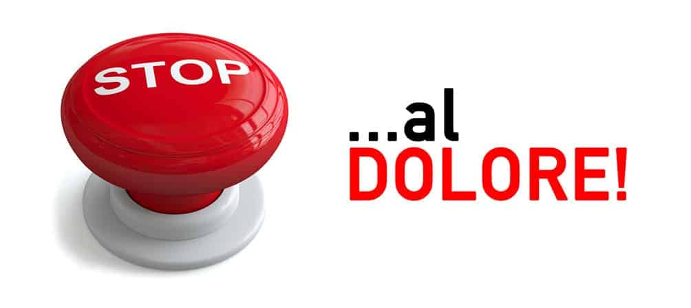 STOP AL DOLORE